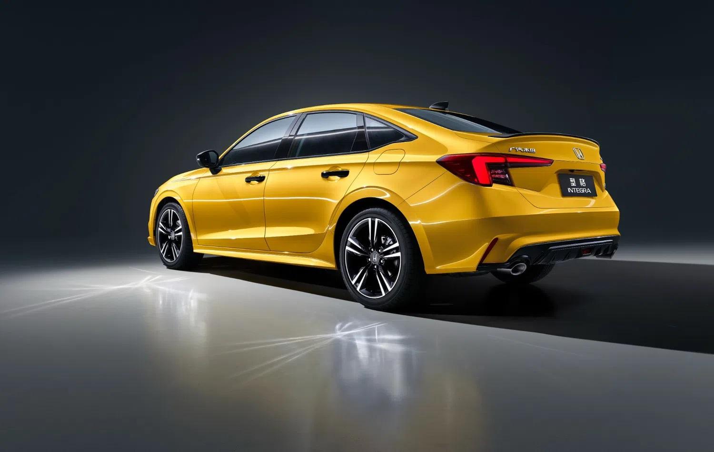 2022 Honda Integra Tanıtıldı İşte Detaylar! 1