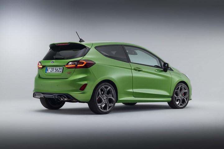 2022 Ford Fiesta Tanıtıldı! İşte Detaylar 2