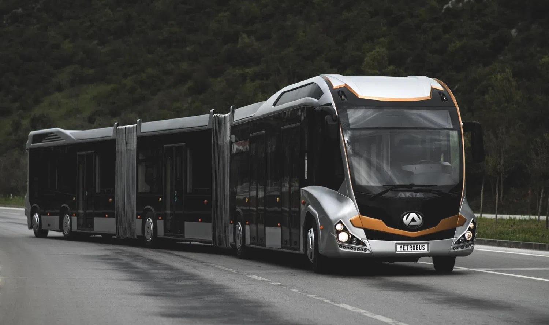 İstanbul Metrobüs Filosuna 160 Yeni Araç! 3