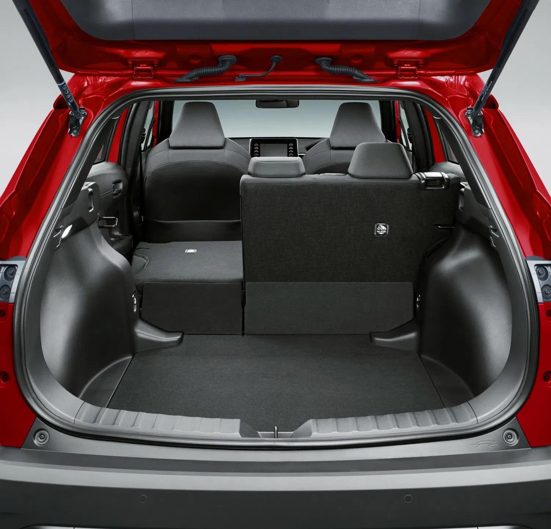 Toyota Corolla Cross Japonya Versiyonu Tanıtıldı İşte Detaylar! 3