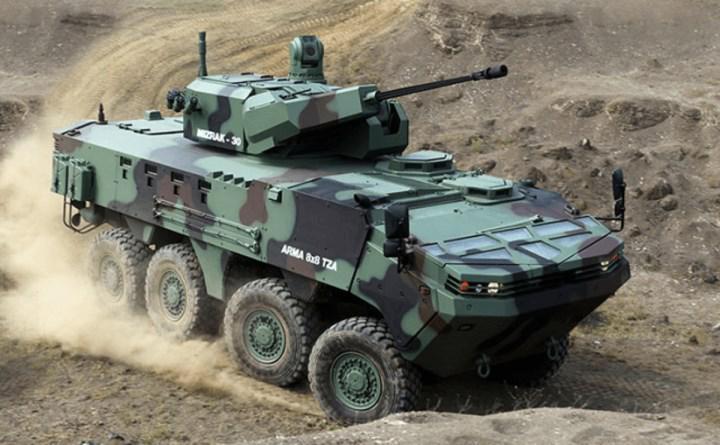 Otokar Yeni Zırhlı Araçlarını Tanıttı! 5