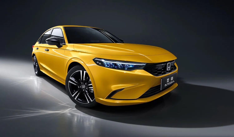 2022 Honda Integra Tanıtıldı İşte Detaylar! 2