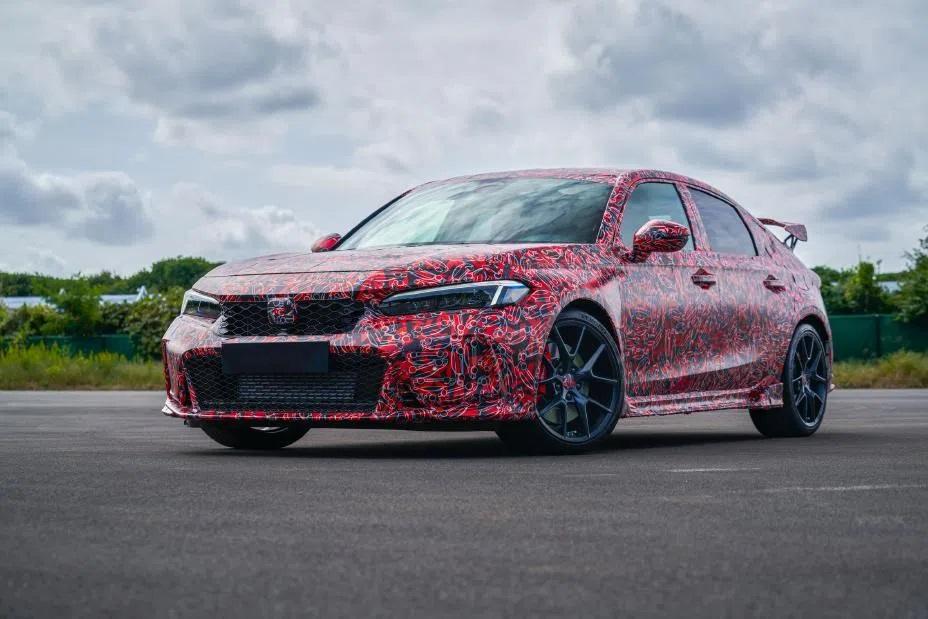 2022 Honda Civic Type R Sızıdırıldı! 3