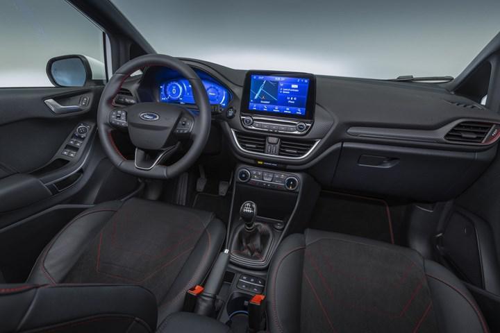 2022 Ford Fiesta Tanıtıldı! İşte Detaylar 1