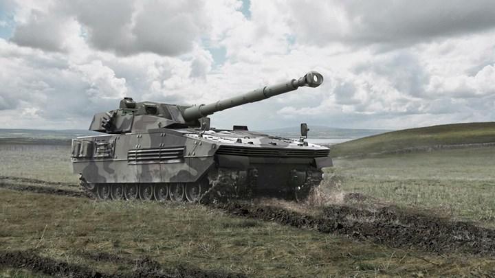 Otokar Yeni Zırhlı Araçlarını Tanıttı! 4
