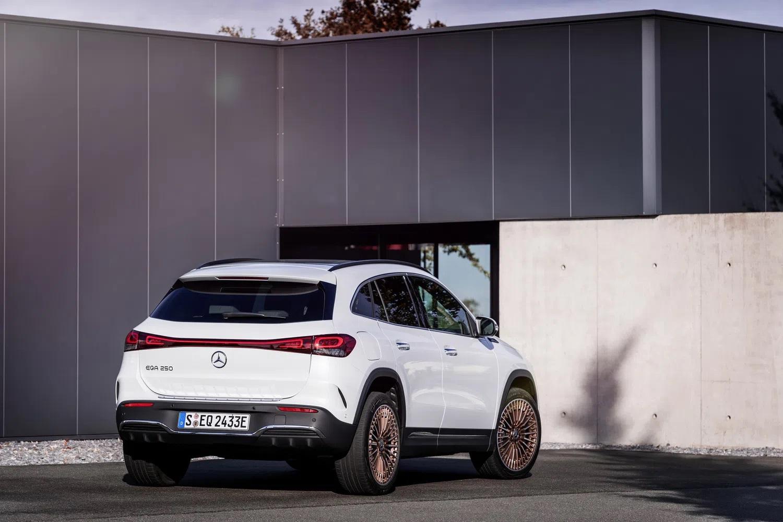 2021 Mercedes EQA Fiyatı Açıklandı İşte Detaylar! 3