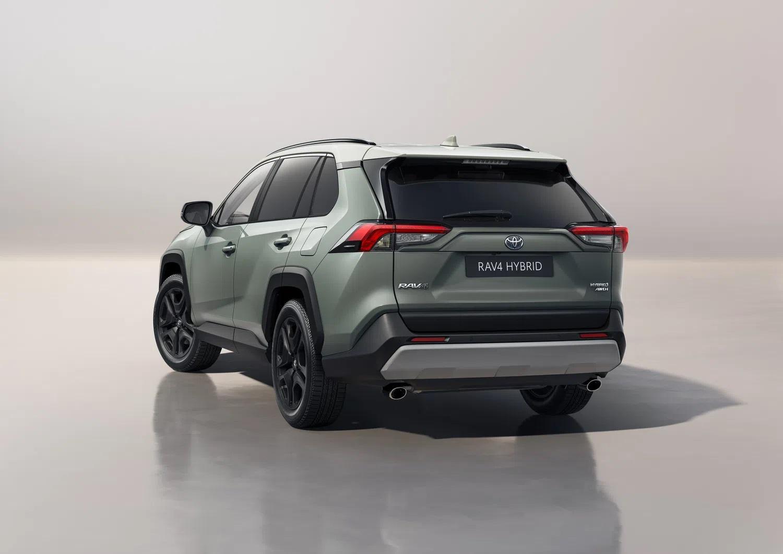 2022 Toyota RAV4 Adventure Tanıtıldı! İşte Detaylar 3