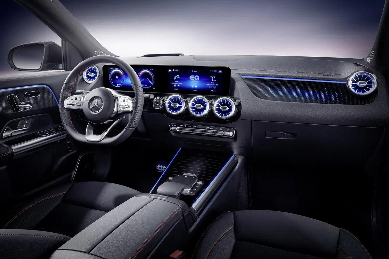2021 Mercedes EQA Fiyatı Açıklandı İşte Detaylar! 1