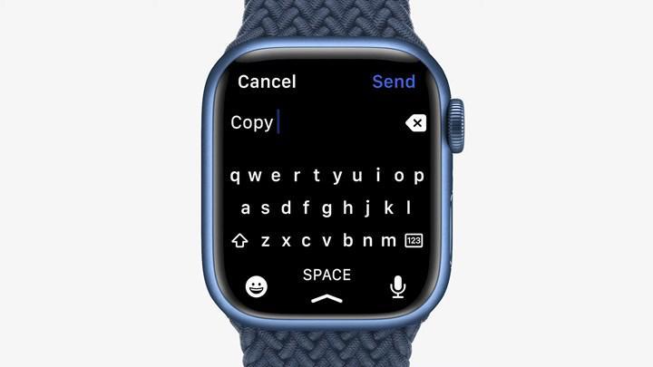 Ekranı Büyük Yeni Apple Watch Series 7 Tanıtıldı! 1