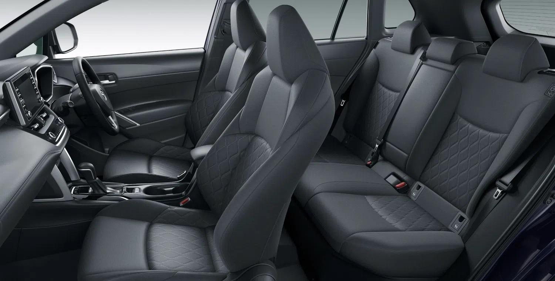 Toyota Corolla Cross Japonya Versiyonu Tanıtıldı İşte Detaylar! 2