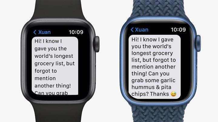 Ekranı Büyük Yeni Apple Watch Series 7 Tanıtıldı! 2