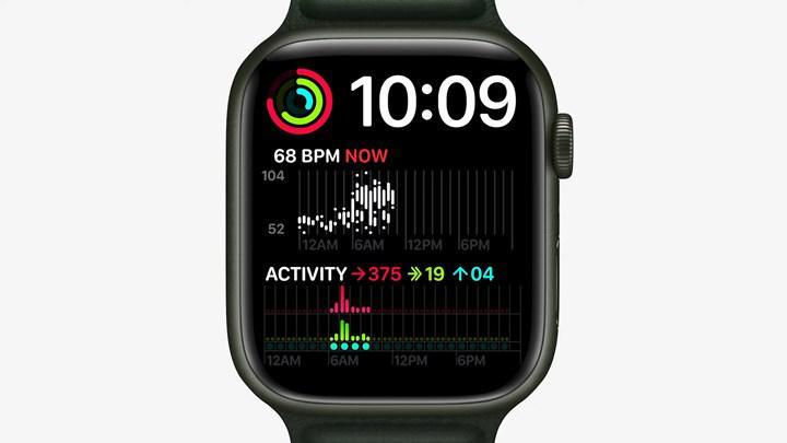 Ekranı Büyük Yeni Apple Watch Series 7 Tanıtıldı! 3