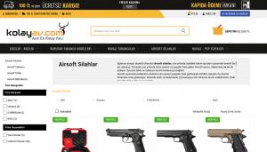 Airsoft Silah Nedir? 1