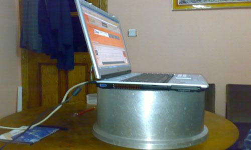 Türk İşi Laptop Soğutma 1