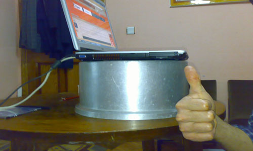 Türk İşi Laptop Soğutma 2