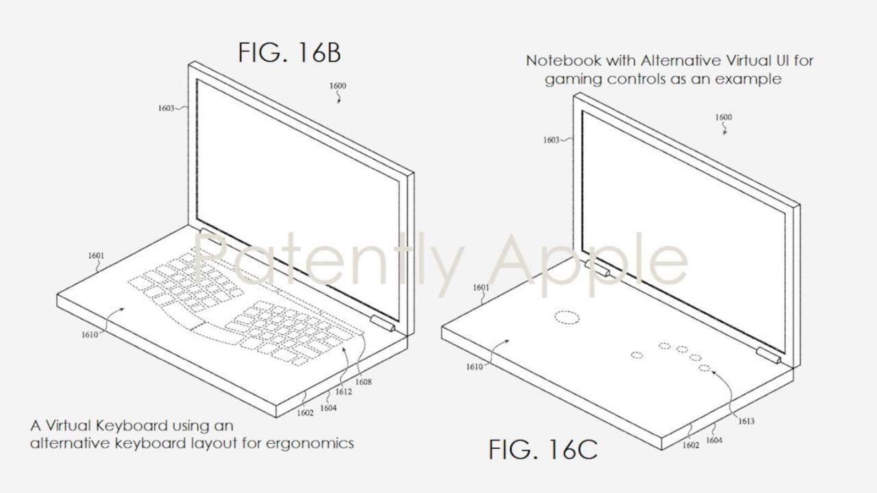 Apple, Çift Ekranlı MacBook Patentini Aldı! 1