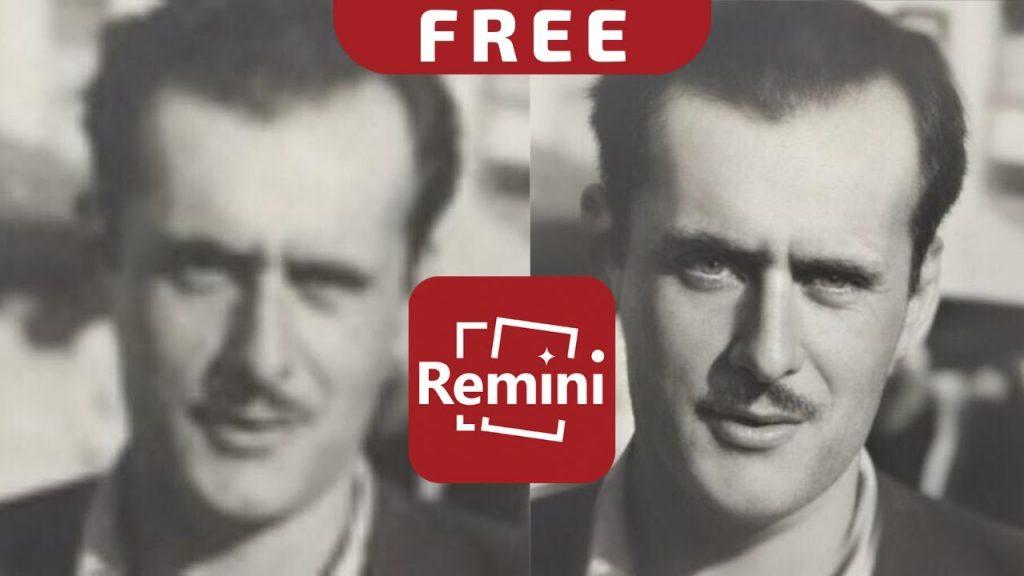 Fotoğraflarınızı Netleştiren Ve Kalitesini Yükselten Uygulama: Remini! 1