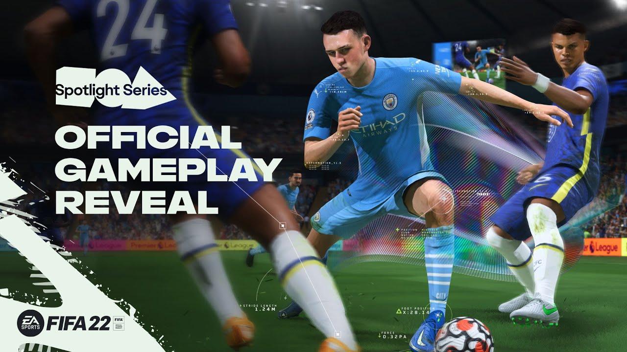 FIFA 22 İlk Resmi Oynanış Fragmanı Yayınlandı! 1