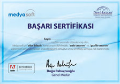 MedyaSoft Eğitim Sertifikası 1
