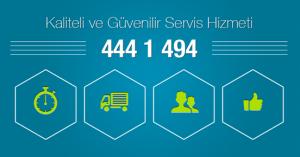 Kadıköy Alarko Servis Merkezi 1