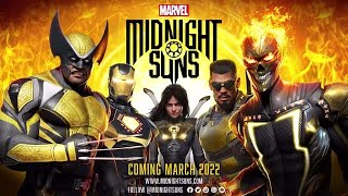 Marvel Midnight Suns'Tan Fragman Geldi! 1