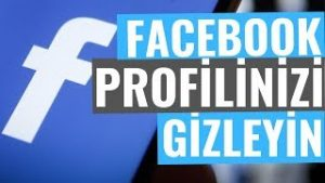Facebook Profil Gizleme Nasıl Yapılır? 1