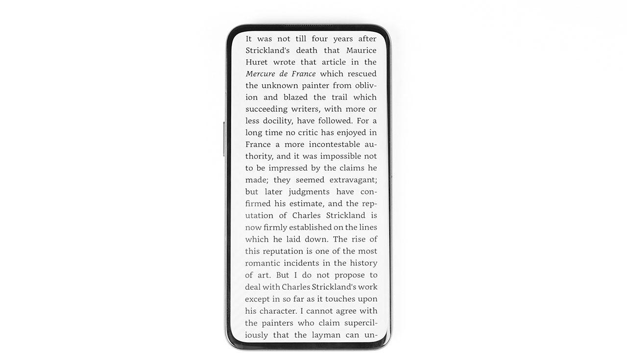 Oppo, Ekran Altı Kamera Teknolojisini Duyurdu! 1