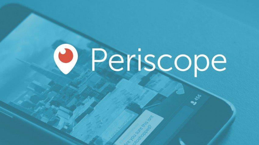 Periscope'nin Faaliyetlerine Türkiye'de Durdurma Kararı