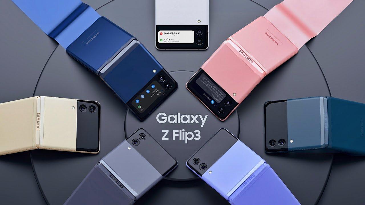Katlanabilir Telefon Galaxy Z Flip 3'Ün İçi Nasıl Görünüyor 1