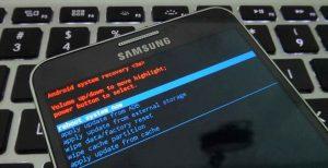 Samsung Kurtarma Modu Nasıl Açılır? 1