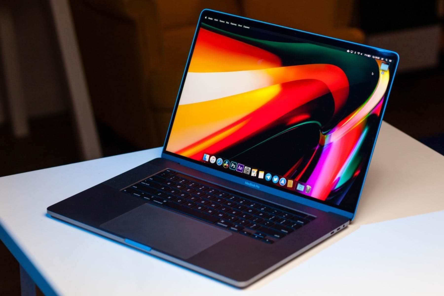 MacBook Pro' da Kullanılacak 90Hz OLED Ekranları Samsung Üretmeye Başladı! 1