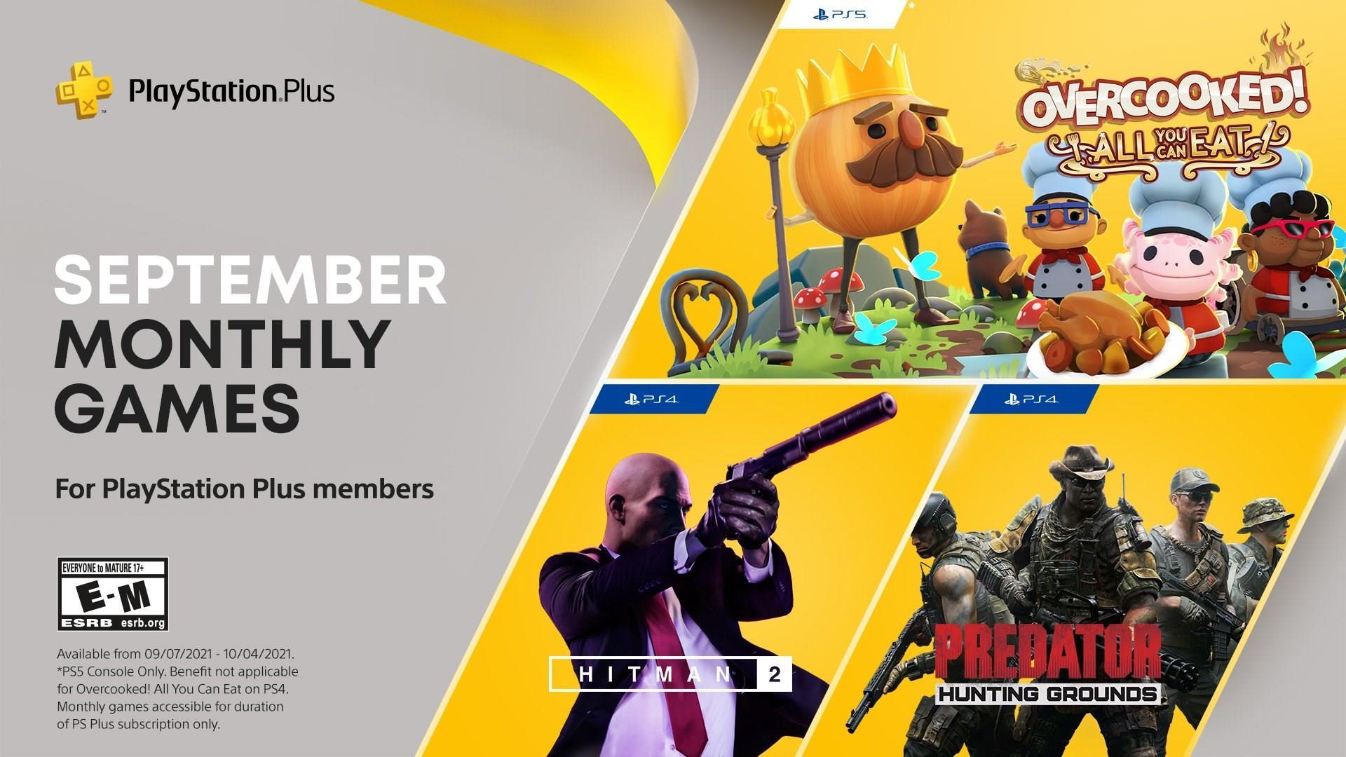PS Plus Eylül 2021'in Ücretsiz Oyunları indirmeye Açıldı! 1