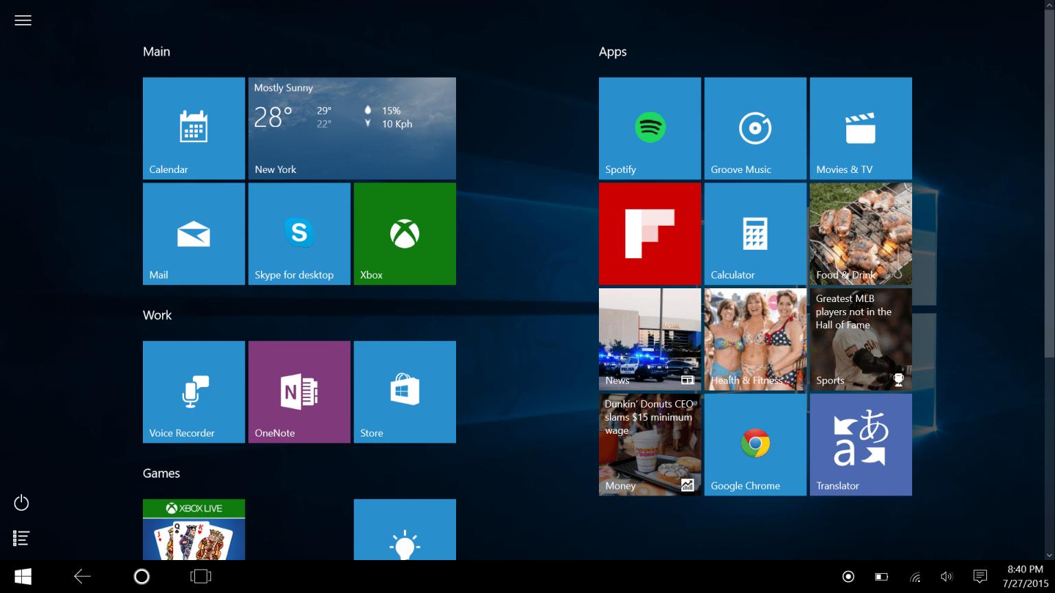 Windows 10'da Olup Windows 11'de Olmayan Özellikler 3