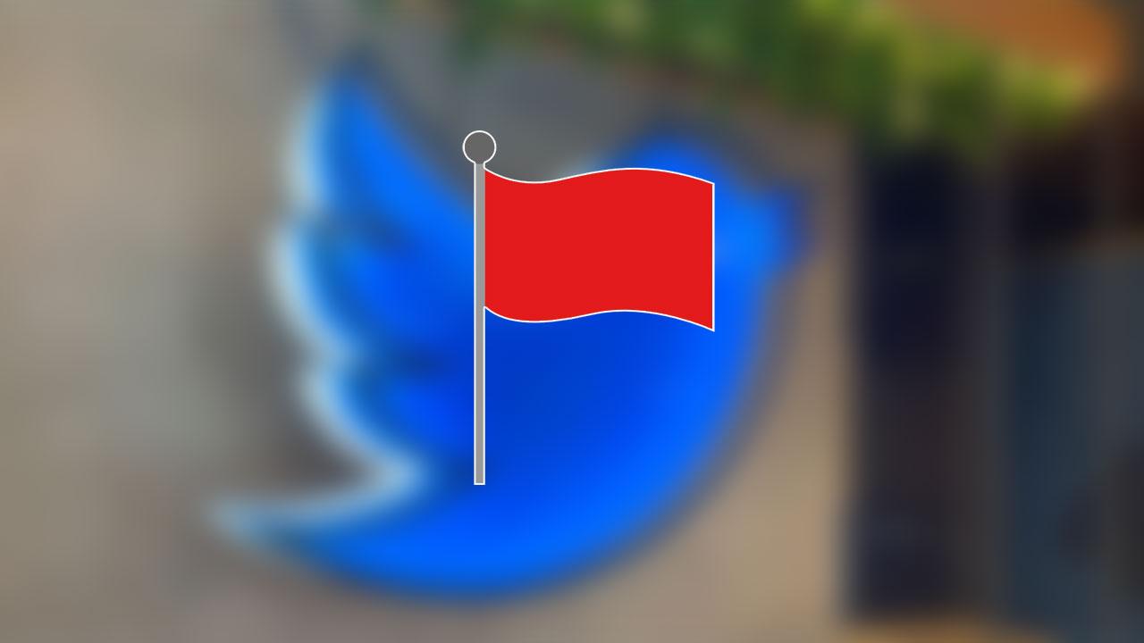 Twitter 'Kırmızı bayraklar' Akımı Nedir? 1