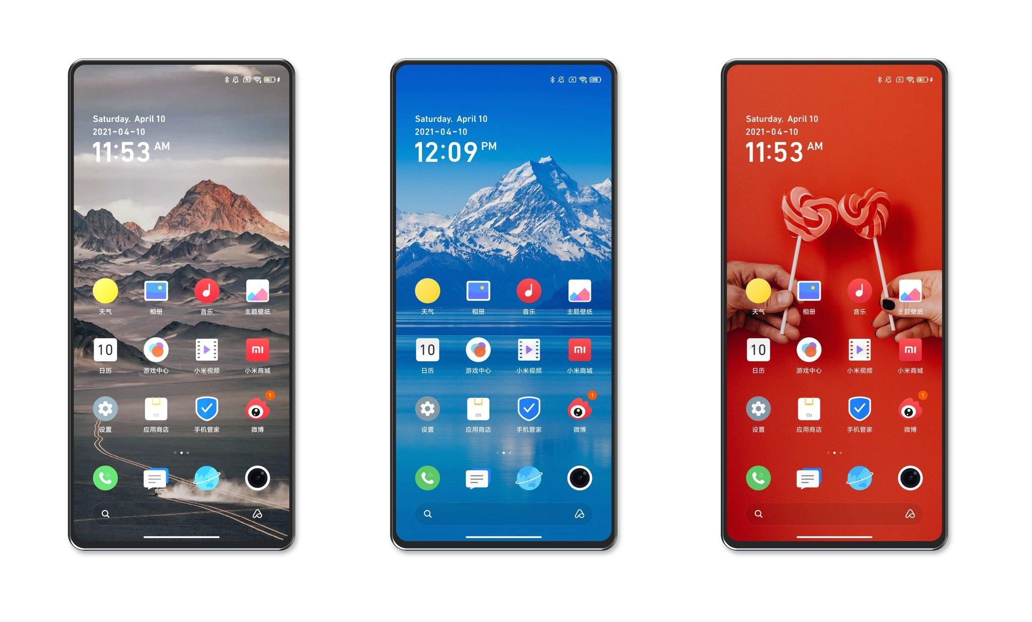 Ekran Altı Kameralı Xiaomi Mi Mix 4 Geliyor! 2